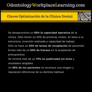 Optimización Clínica Dental