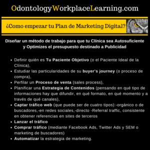 ¿Como empezar tu Plan de Marketing Digital Clinica Dental?