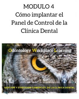 Cómo implantar el Panel de Control de la Clínica Dental