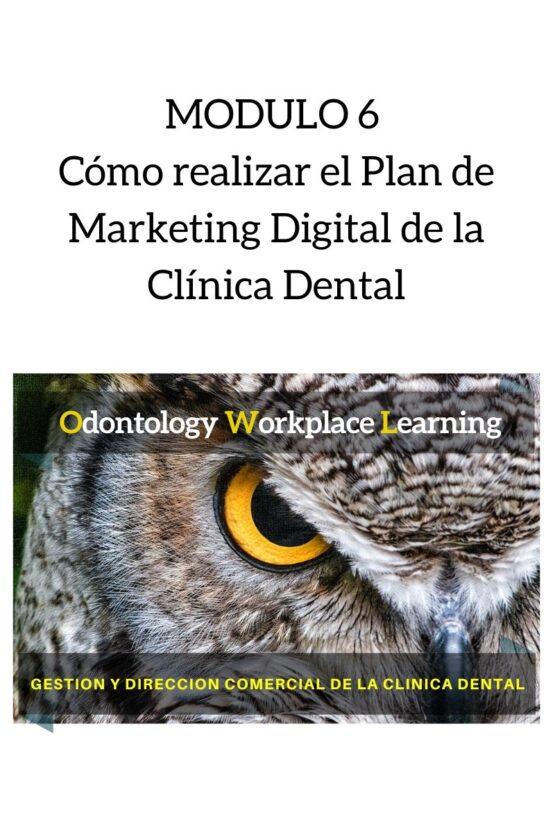 Cómo realizar el Plan de Marketing Digital de la Clínica Dental
