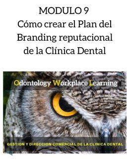 Cómo crear el Plan del Branding reputacional de la Clínica Dental